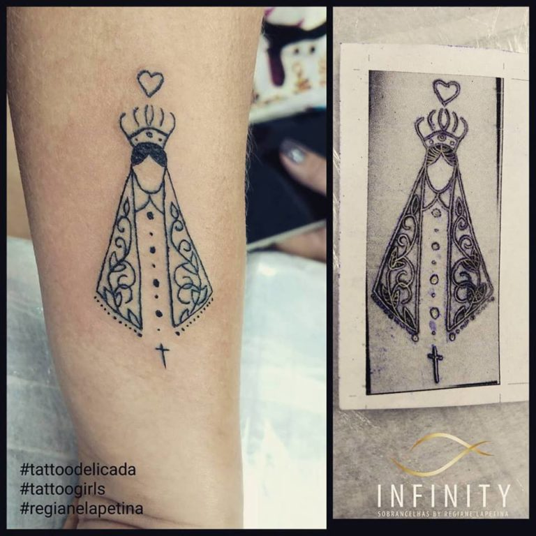 Mini Tattoo - tatuagem delicada